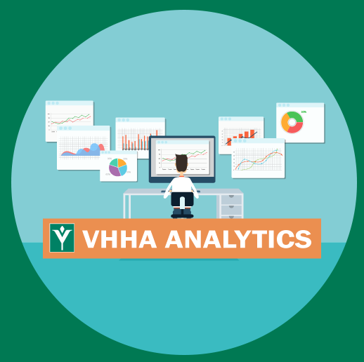 VHHA Analytics Logo